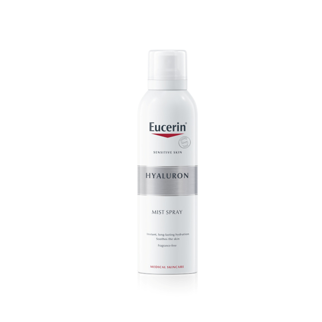 Xịt dưỡng ẩm ngăn ngừa lão hóa Eucerin Hyaluron Mist Spray 150ml