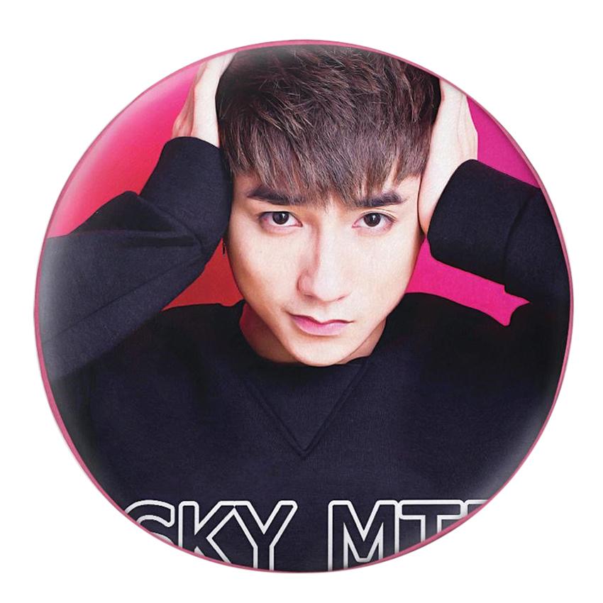 Gối Ôm Tròn Sky Mtp - GOZVP205