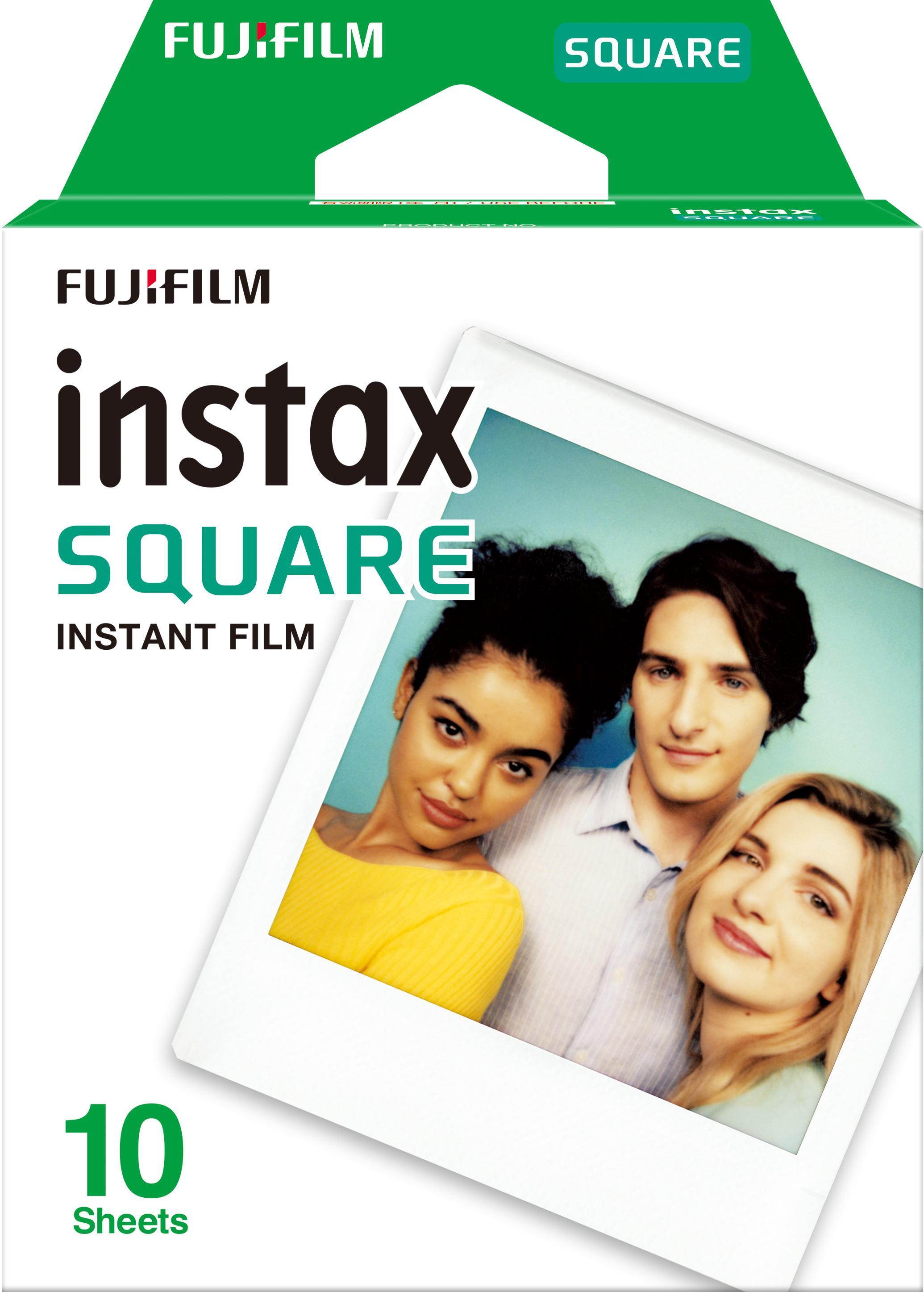 Hộp Phim Fujifilm Instax Mini Square - Hàng Chính Hãng