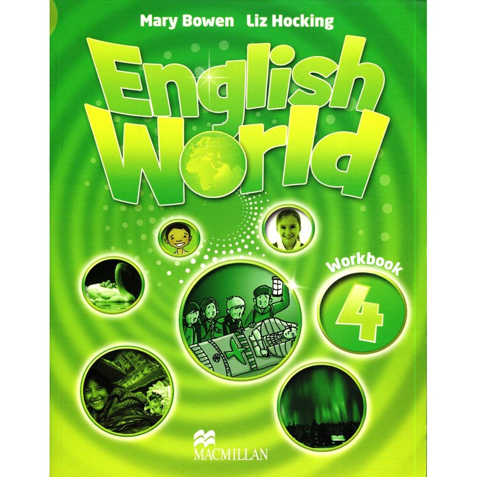 English World 4, Work Book