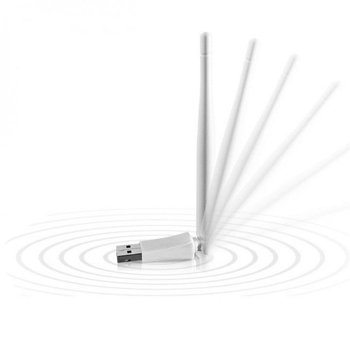 Bộ thu USB Wifi 150Mbps W311MA Cho Laptop PC tốc độ cao