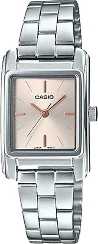 Đông hồ Casio Nữ - dây kim loại - LTP-E165D-9ADF