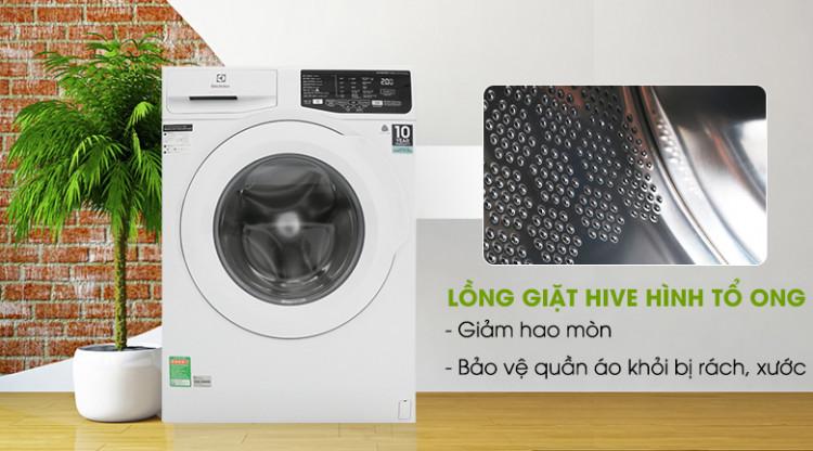 Lồng giặt HIVE - Máy giặt Electrolux 8 Kg EWF8025EQWA