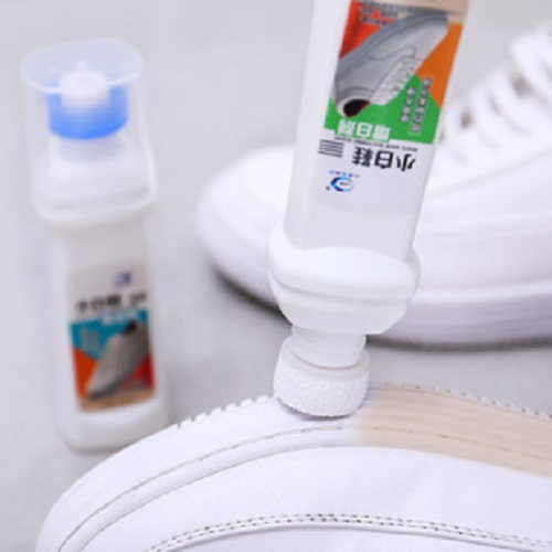 Dung dịch vệ sinh giày da 100ml -white shoe whitening agent