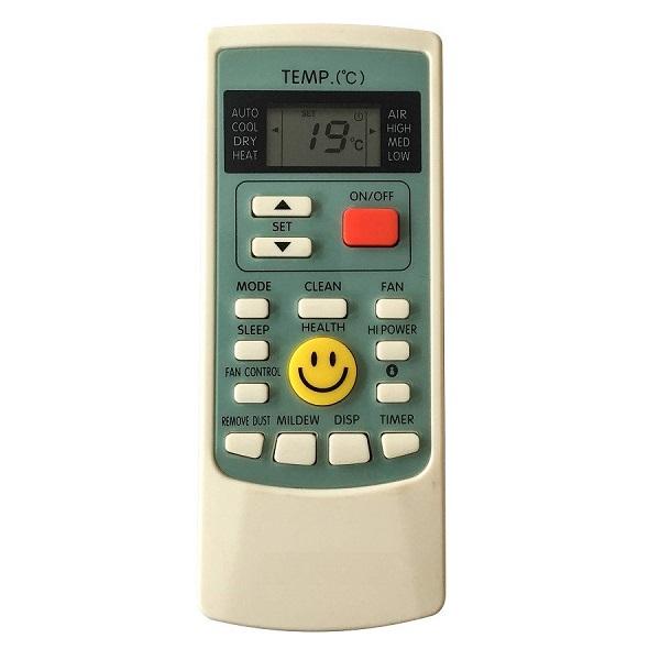 Remote Điều Khiển Dùng Cho Máy Lạnh, Máy Điều Hòa Reetech AUX009