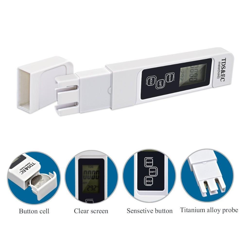 Combo Bút tdsec thử nước+bút đo ph chính xác nhất