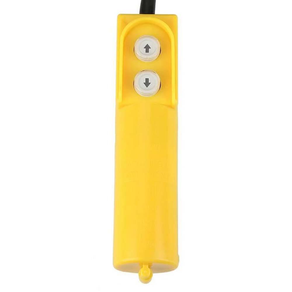 Tời Điện ABG PA600 (300/600kg) - Cáp Dài 12M - Thiết Bị Nâng Hạ Sử Dụng Điện Năng, Tính Linh Hoạt Cao, Công Suất Nâng, Kéo Lớn - Hàng Chính Hãng