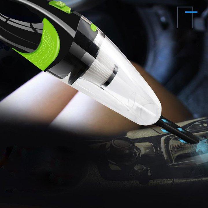 Máy hút bụi cầm tay không dây siêu tiện dụng