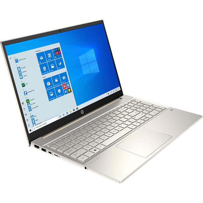 Laptop HP Pavilion 15-eg0070TU 2L9H3PA (Core i5-1135G7/ 8GB (4GBx2) DDR4 3200MHz/ 512GB PCIe NVMe M.2 SSD/ 15.6 FHD IPS/ Win10 + Office) - Hàng Chính Hãng