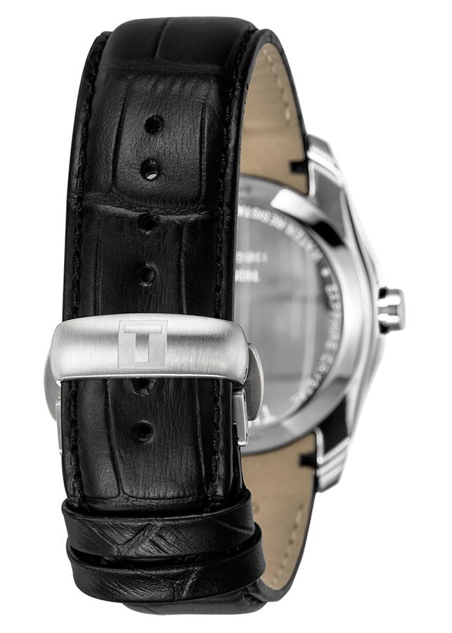 Đồng Hồ Nam Dây Da Tissot Couturier Couturier T035.446.16.051.00 (39mm)