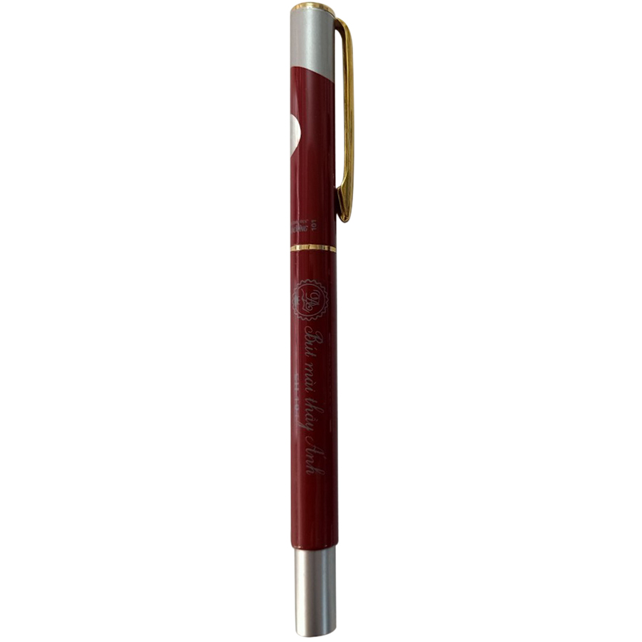 Bút Máy Thầy Ánh SH-101 (Ngòi thường) - Giao màu ngẫu nhiên