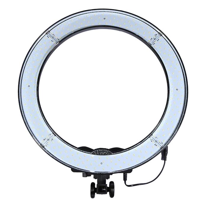 Đèn LED Ring RL-18 Quay Phim Chụp Ảnh Makeup - Hàng Chính Hãng