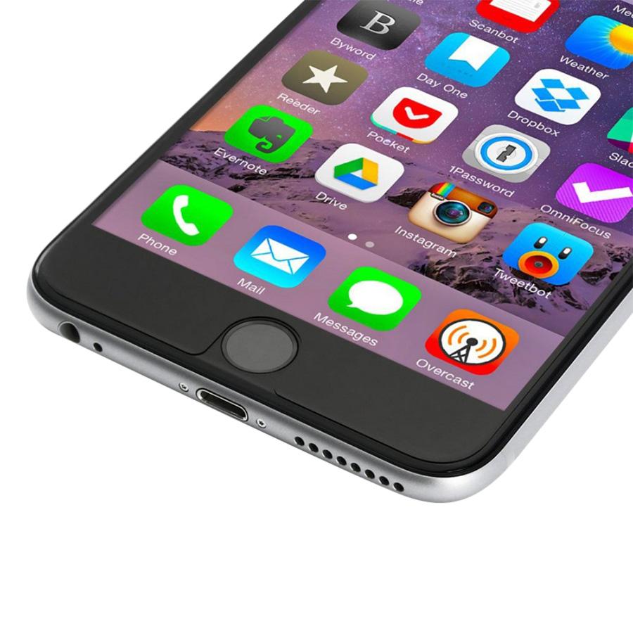 Bộ Kính Cường Lực iPhone 6 / 6S Remax (Trong Suốt) Và Miếng Dán Mặt Sau Vân Carbon (Trong suốt) - Hàng Chính Hãng