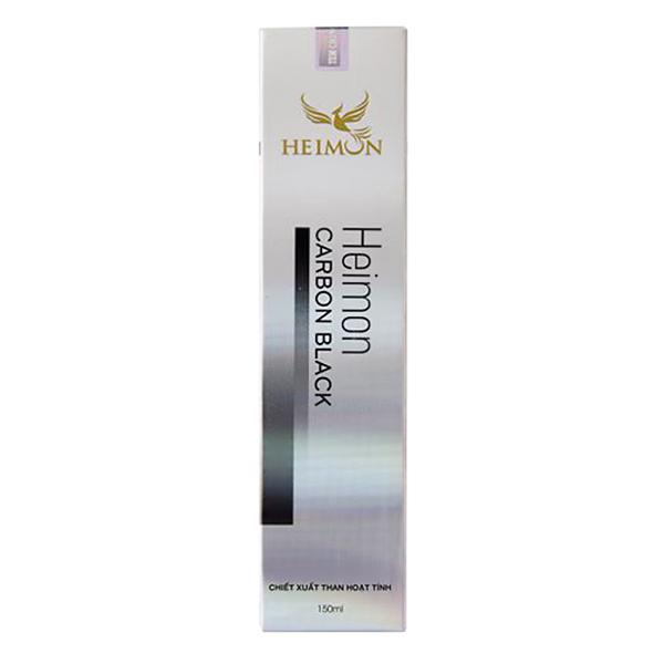 Bọt Thải Độc Heimon Carbon Black (150ml)