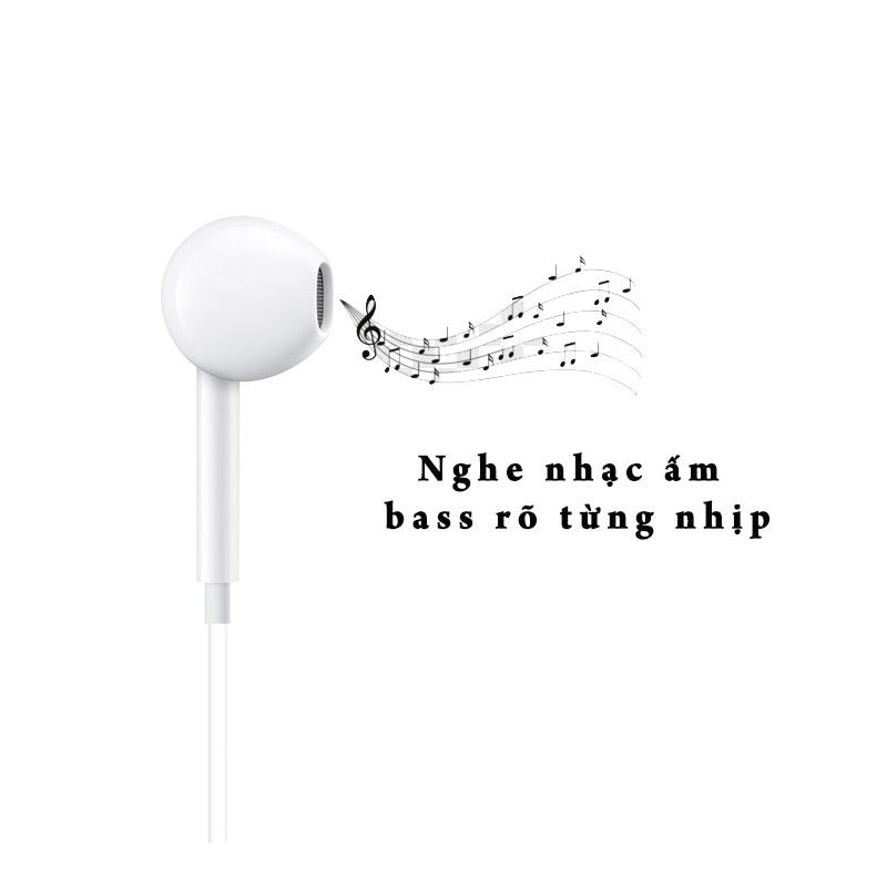 Tai Nghe Có Dây Nhét Tai 3.5mm, Giá Tốt, Chất Lượng - Hàng Chính Hãng