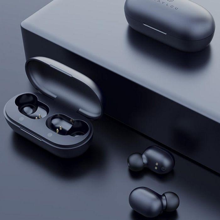 Tai Nghe Bluetooth Không Dây True Wireless Haylou GT1 Bluetooth 5.0 - Hàng Chính Hãng