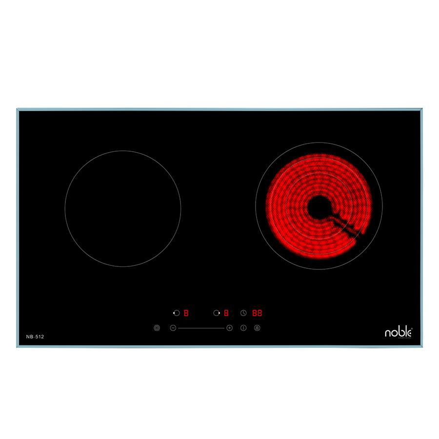 Bếp Đôi Từ Và Hồng Ngoại NOBLE NB-512 (4300W) - Hàng chính hãng