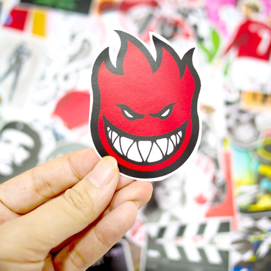Set 100 Sticker - Mix Hỗn Hợp