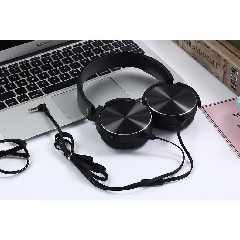 Tai Nghe Gaming có dây XB-450 (Âm thanh sống động chuyên dụng game thủ, streamer) - Hàng Nhập Khẩu