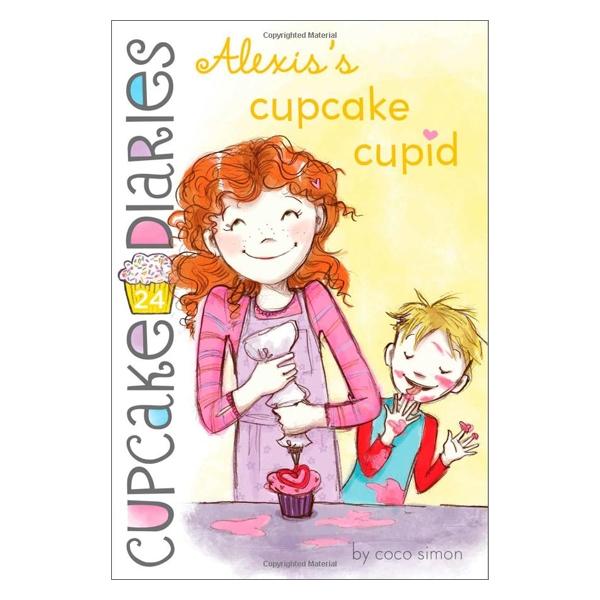 Alexis's Cupcake Cupid