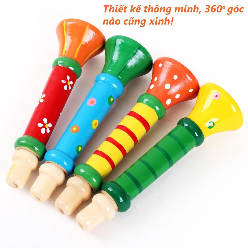 COMBO KÈN gỗ và ĐÀN gõ 8 thanh