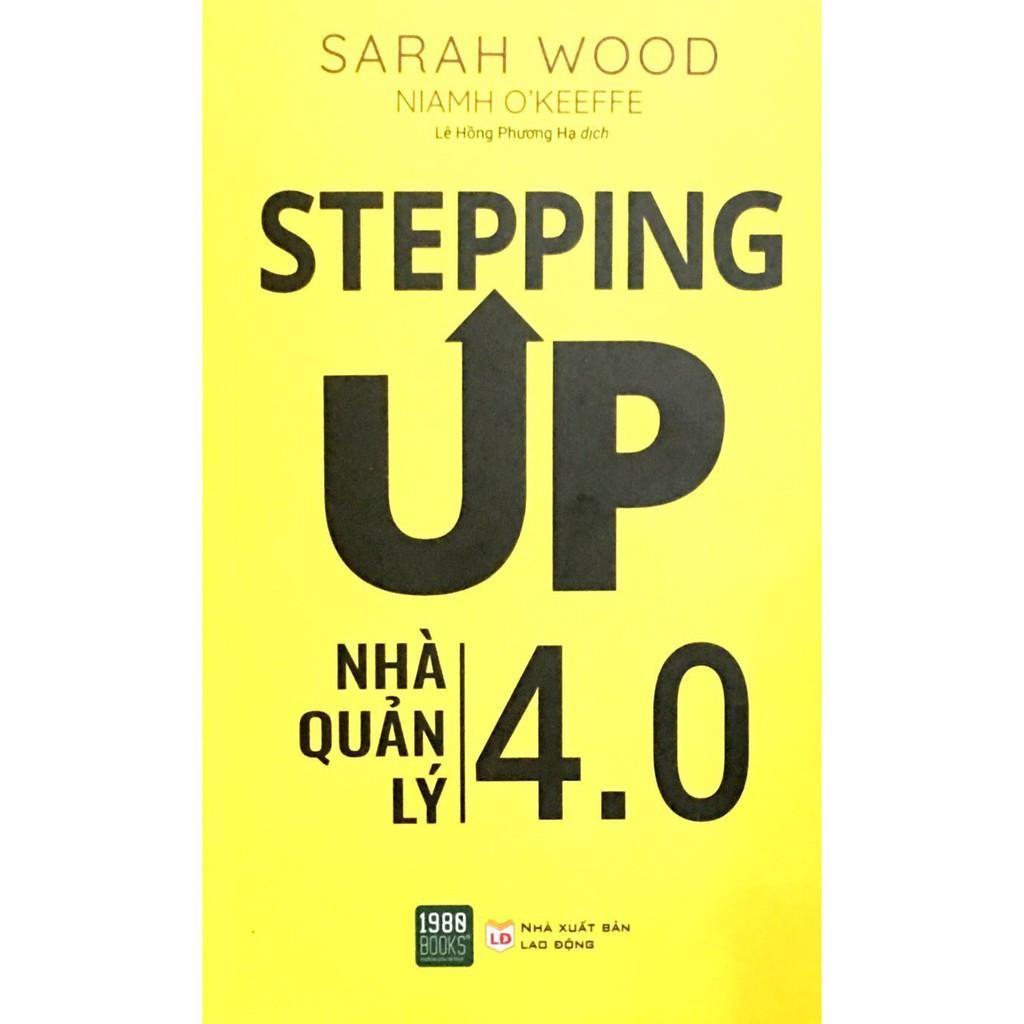 Sách - Stepping Up - Nhà Quản Lý 4.0