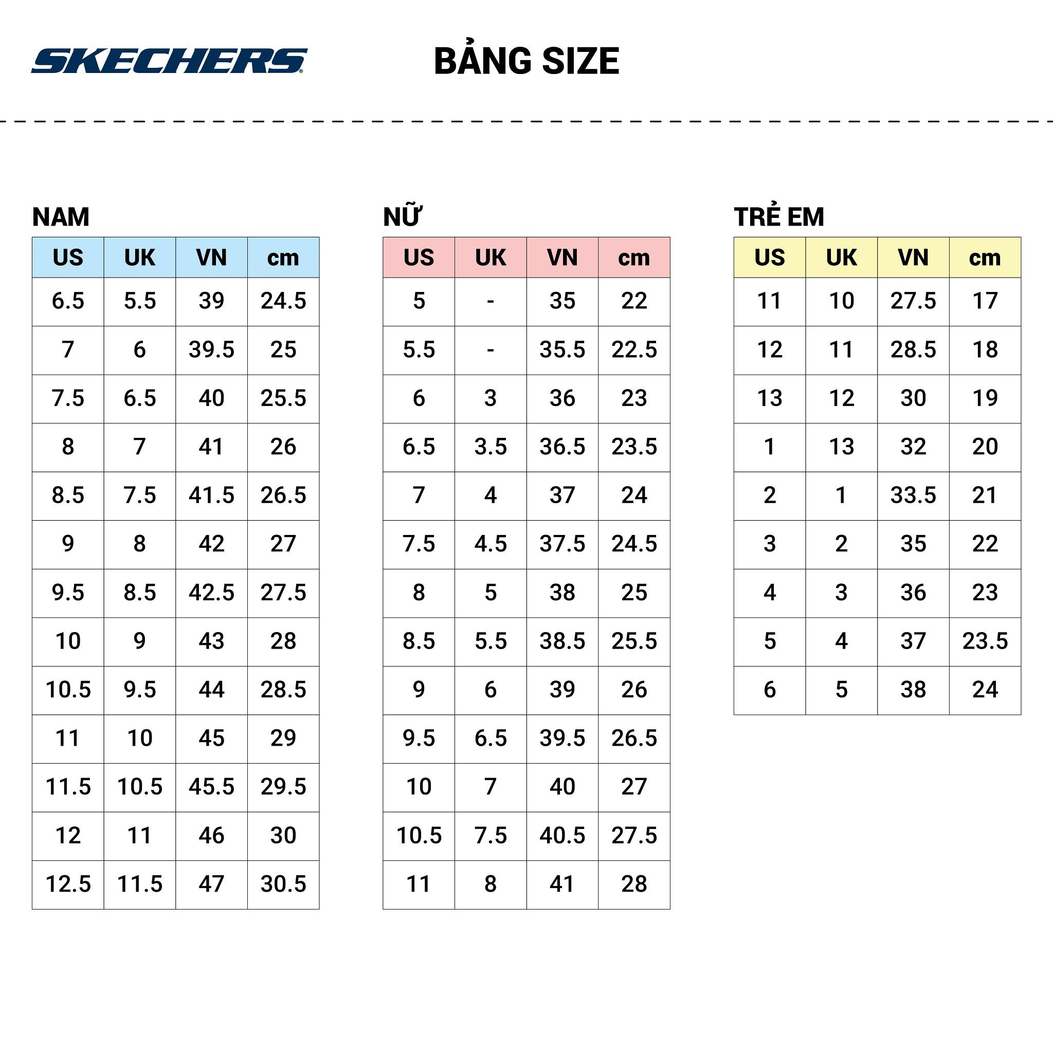 Giày chạy bộ nam Skechers Go Run Consistent - 220081