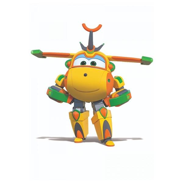 Đồ Chơi Robot Biến Hình Cỡ Lớn Bucky Tí Hon YW740273