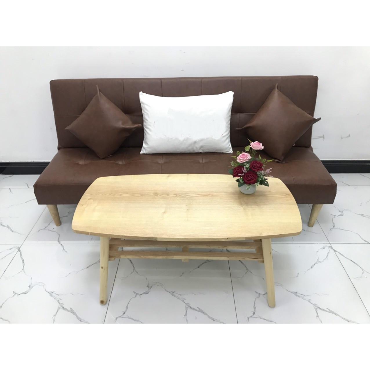 Bộ ghế sofa bed sofa giường 1m7x90 phòng khách linco14 sa lông, sô pha