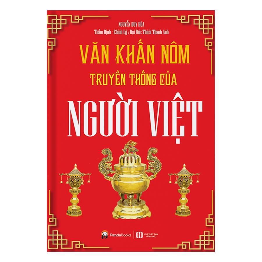 Văn Khấn Nôm Truyền Thống Của Người Việt
