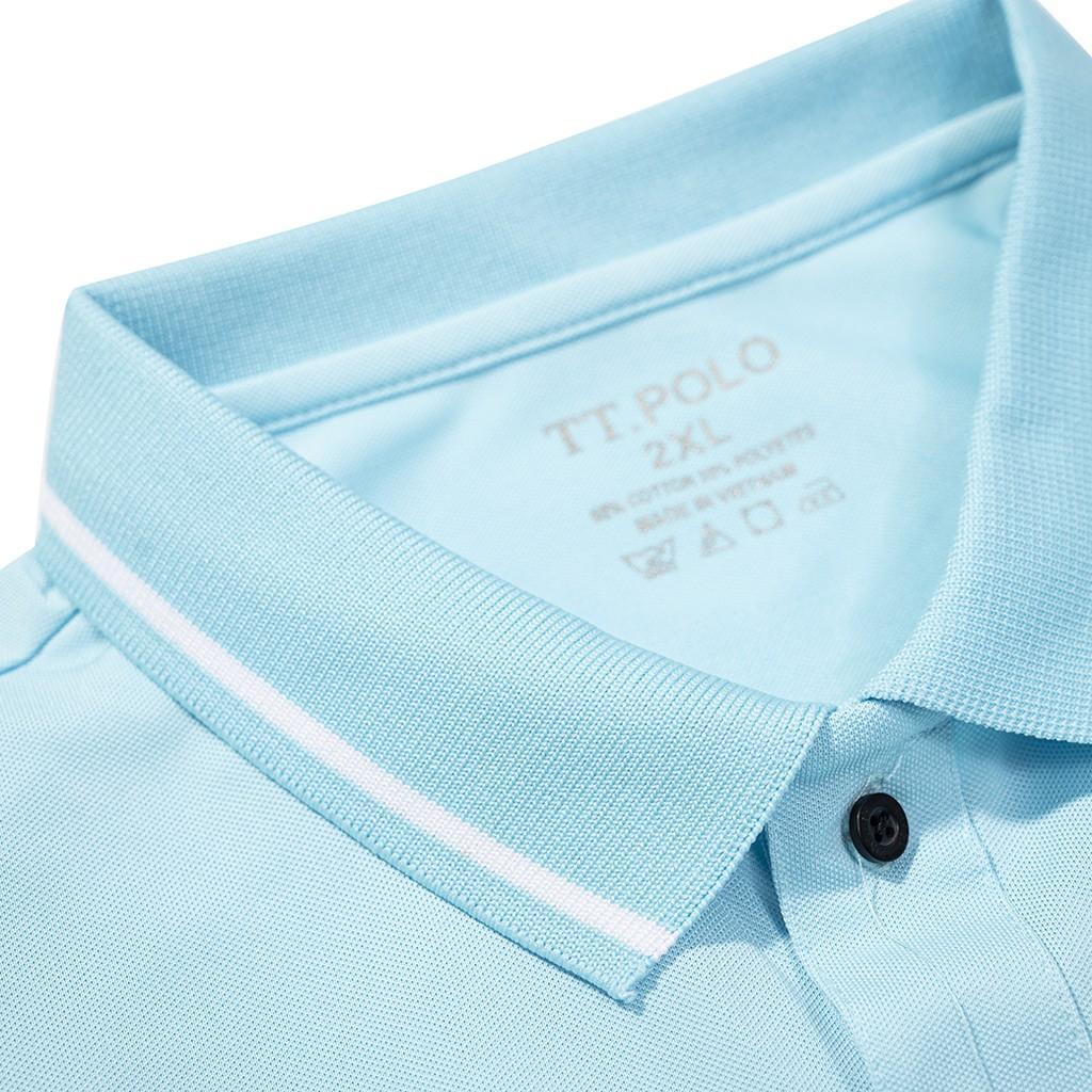 Áo thun Polo nam cổ bẻ BASIC vải cá sấu may kĩ , form đẹp PoLo T03 - SoHa Clothing