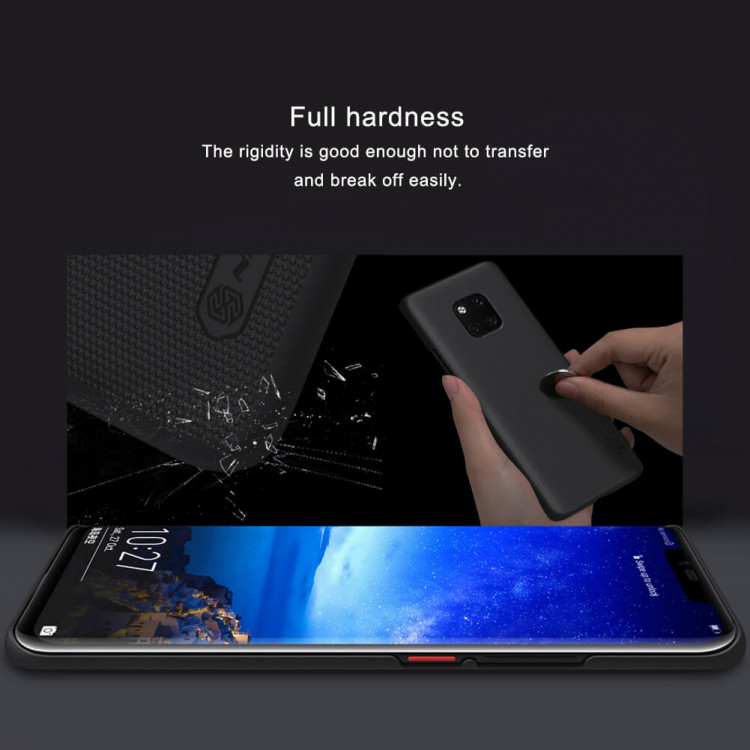 Nillkin Super Frosted Shield Matte cover case for Huawei Mate 20 Pro