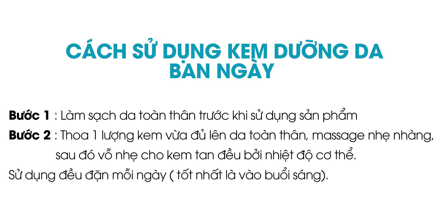 Kem Dưỡng Da Body Ban Ngày KN Beauty -  Whitening Body Cream 200g