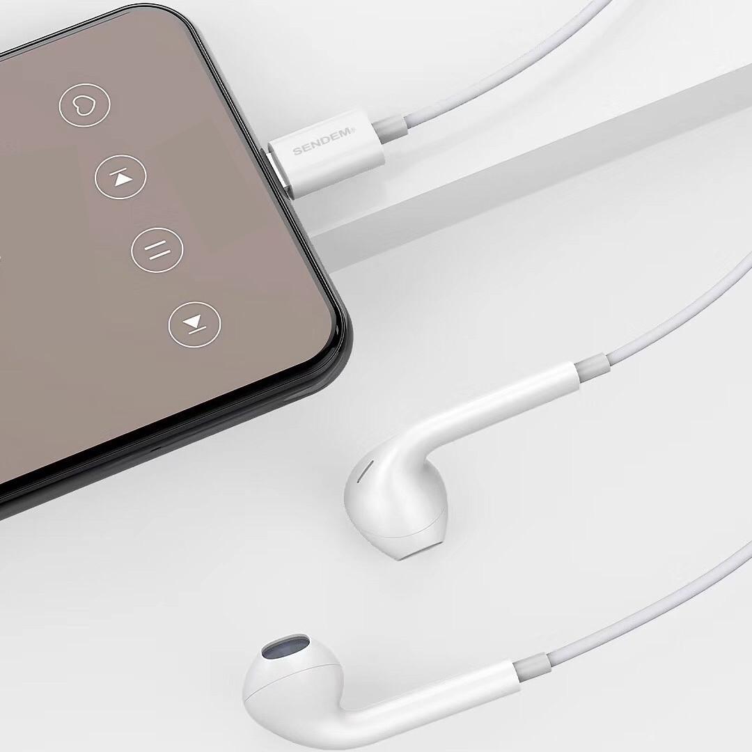 Tai nghe Bluetooth cổng Lightning dành cho iphone - Hàng chính hãng