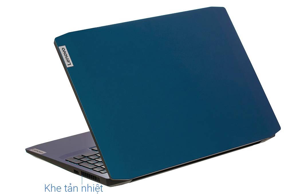 Laptop Lenovo Ideapad Gaming 3 15IMH05 i7 10750H/8GB/512GB/4GB GTX1650Ti/120Hz/Win10 (81Y4013UVN) - Hàng chính hãng