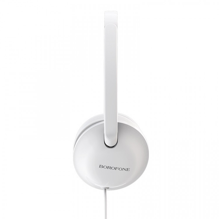 borofone bo1 enjoybass in line control wired headphones logo
