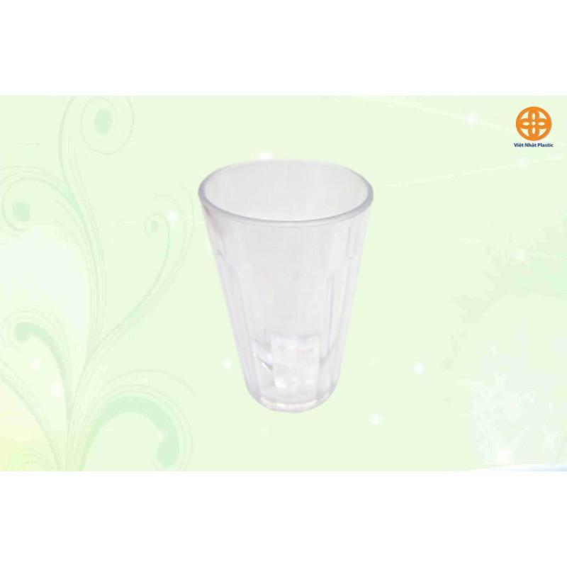 cốc nhựa giả thủy tinh( cốc liên xô bé)