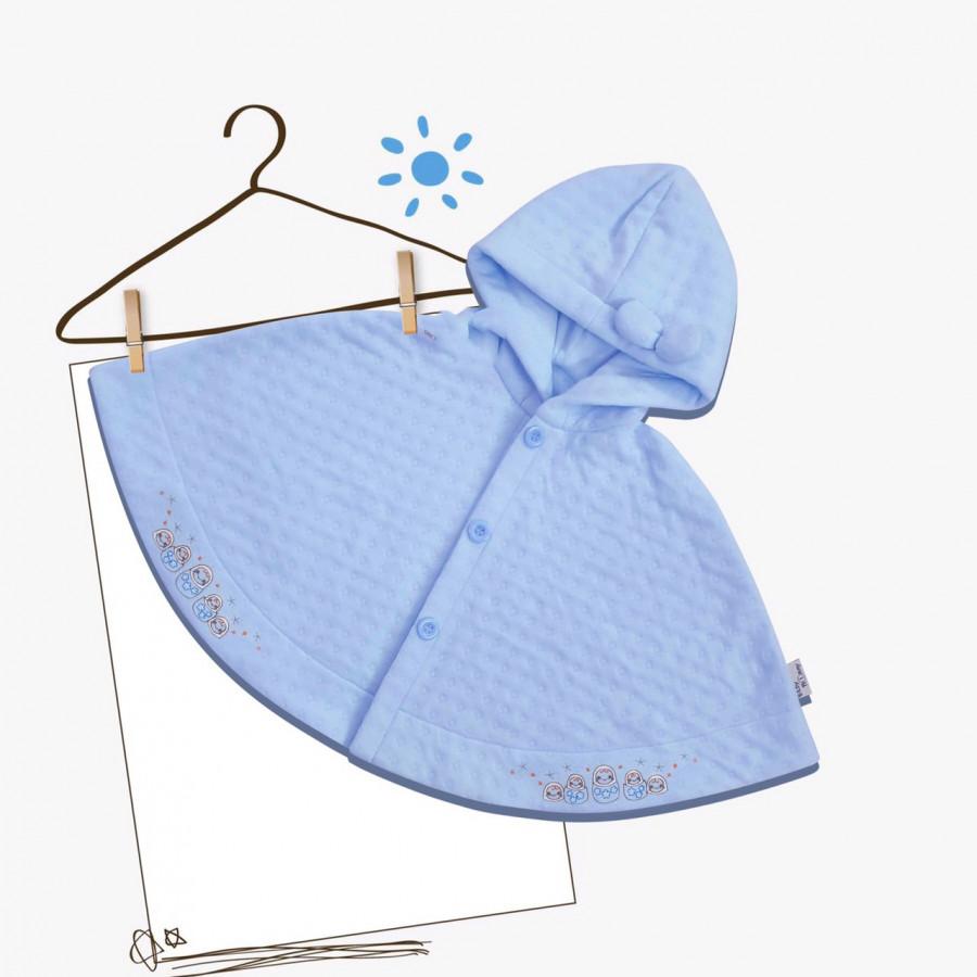 Áo choàng cánh dơi cho bé ( 0-5 tháng tuổi)