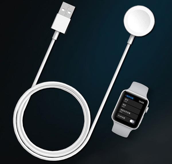 Cáp Sạc Không Dây Dành Cho Apple Watch – Hàng Chính Hãng