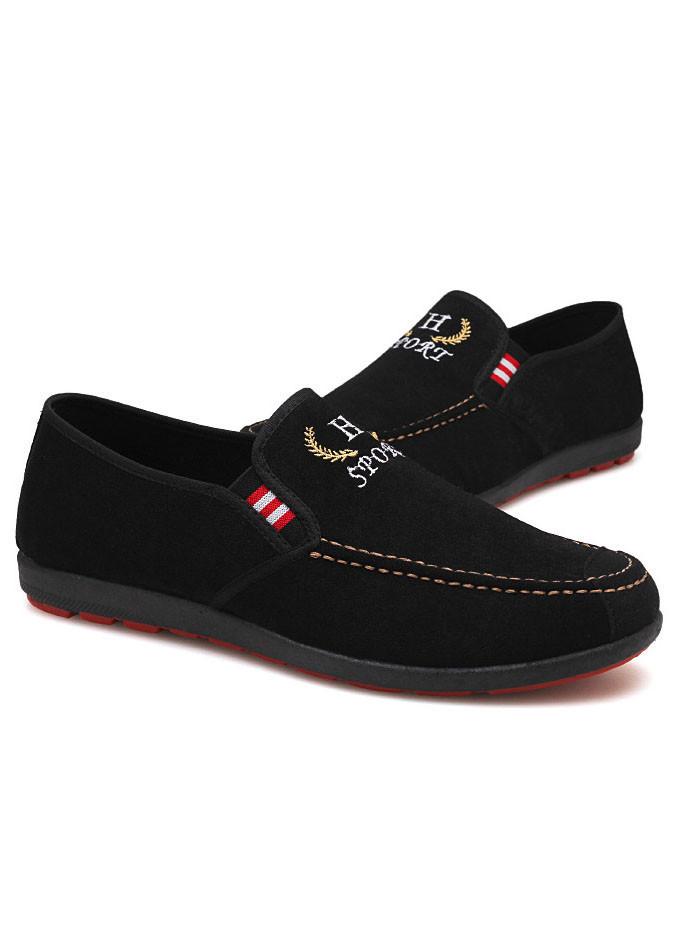 Giày lười vải thời trang nam - GN3