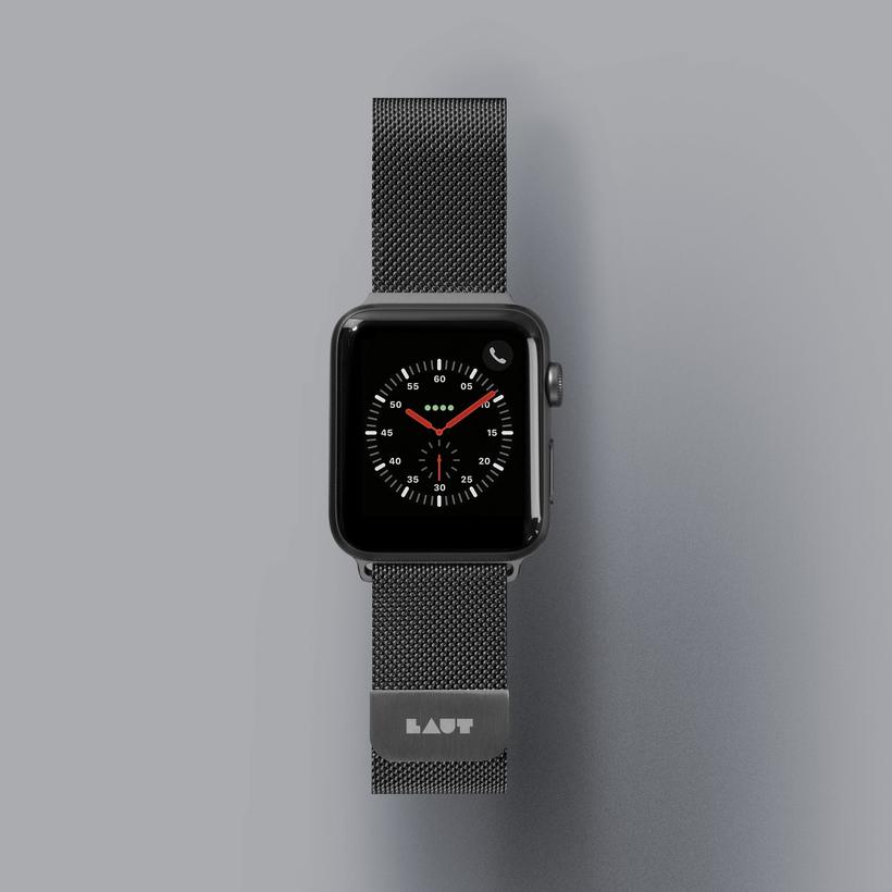 Dây đeo Steel Loop Watch Strap For Apple Watch Series 4 ( 42mm ) - hàng chính hãng