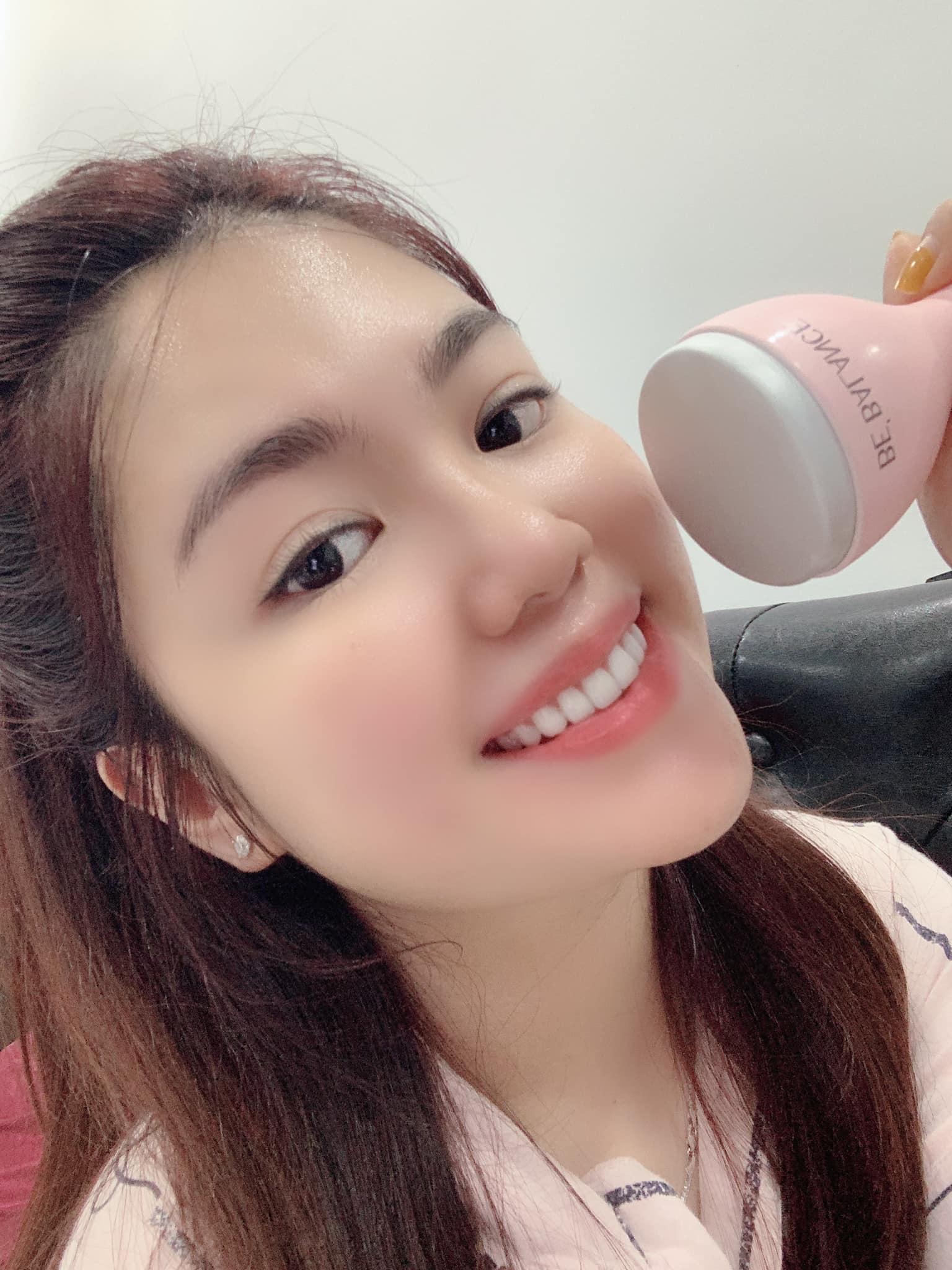 Thanh Lăn Đá Be' Balance - Pink Cooler