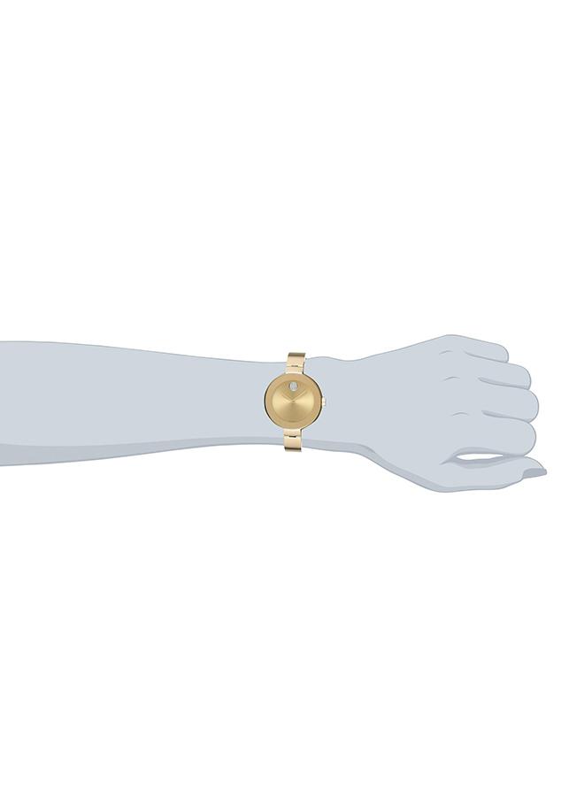 Đồng Hồ Nữ Dây Kim Loại Movado 3600201 (34mm) - Vàng