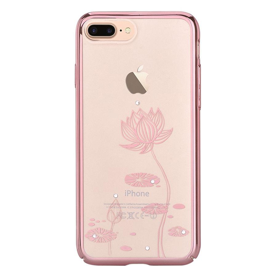Ốp Lưng iPhone 7 Plus Devia Crystal Lotus