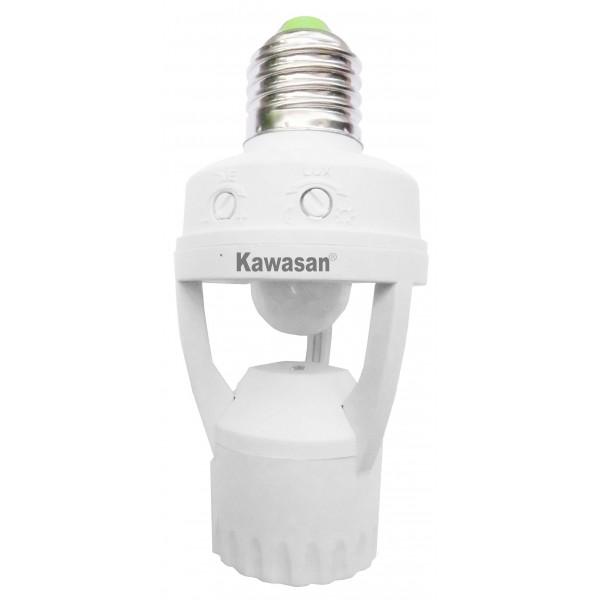 Đui đèn cảm ứng hồng ngoại KW-SE27