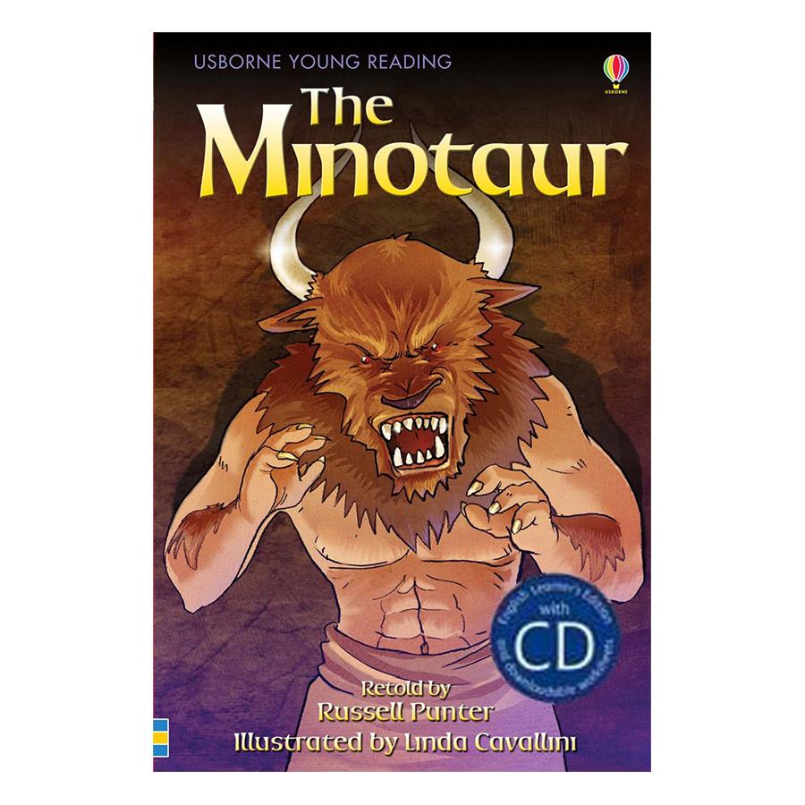 Usborne The Minatour + CD