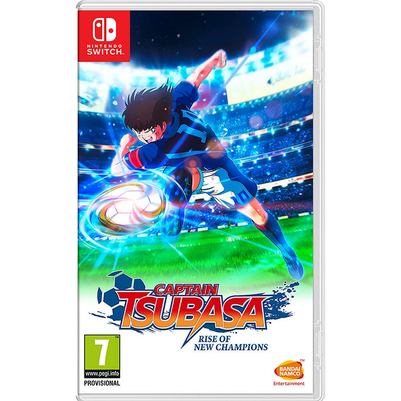 Băng game Captain Tsubasa: Rise of New Champions- Hàng nhập khẩu