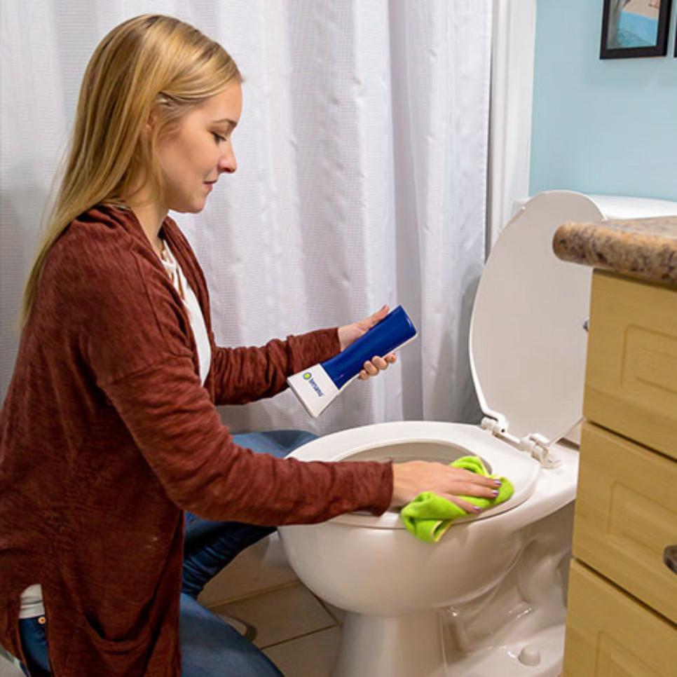 Máy làm sạch và diệt khuẩn đa năng cầm tay iClean Mini - Hàng chính hãng
