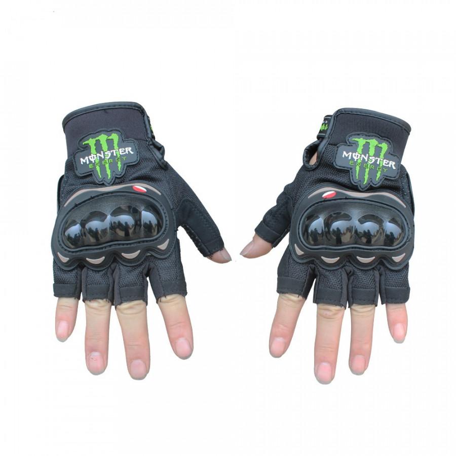 Găng tay monster cụt gù