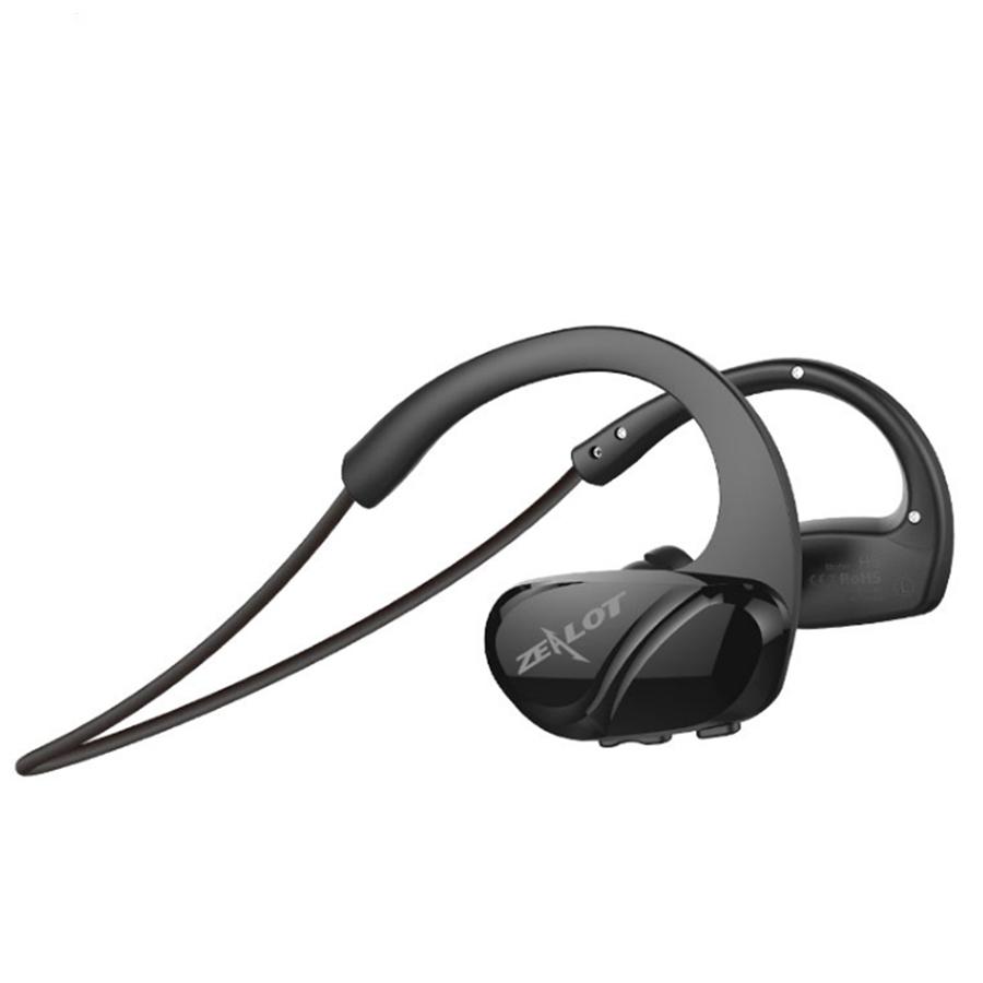 Tai nghe Bluetooth Zealot H6, âm thanh HiFi, kết nối nhanh chóng ổn định, chống ồn hiệu quả, không có độ trễ, pin dung lượng lớn- Hàng nhâp khẩu